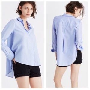 Madewell westlight button down XS